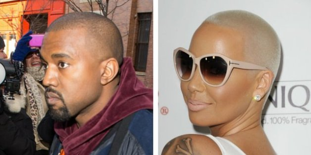 Amber Rose Hits Back At Kanye West's '30 Showers' Diss On Twitter [UPDATE]