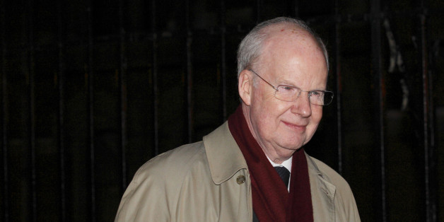 Murdoch MacLennan, chief executive of Telegraph Media Group in Britain, leaves the High Court after giving evidence at the Leveson Inquiry into the culture, practices and ethics of the British press in London on January 10, 2012