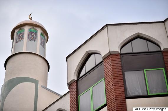 british mosque
