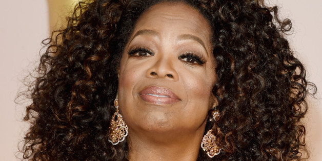 A Brief Recap Of Oprah's Reaction Shots From The 2015 Oscars