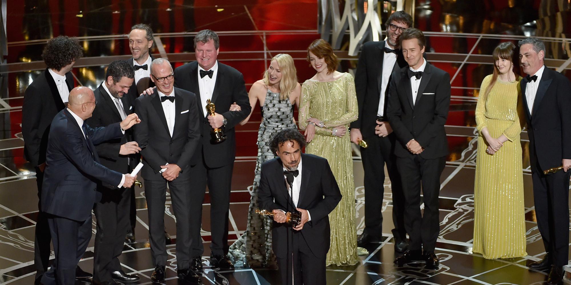 Oscar Winners List For 2015 Includes 'Birdman,' Julianne