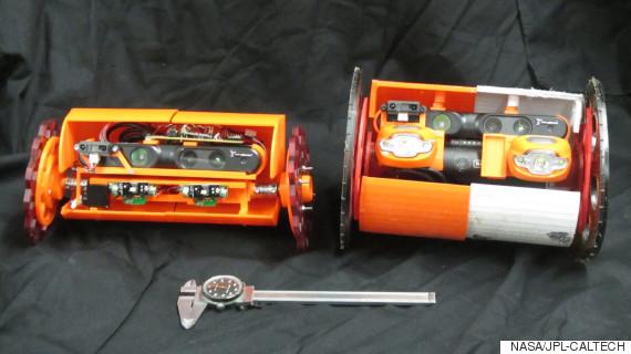 volcano bot 3