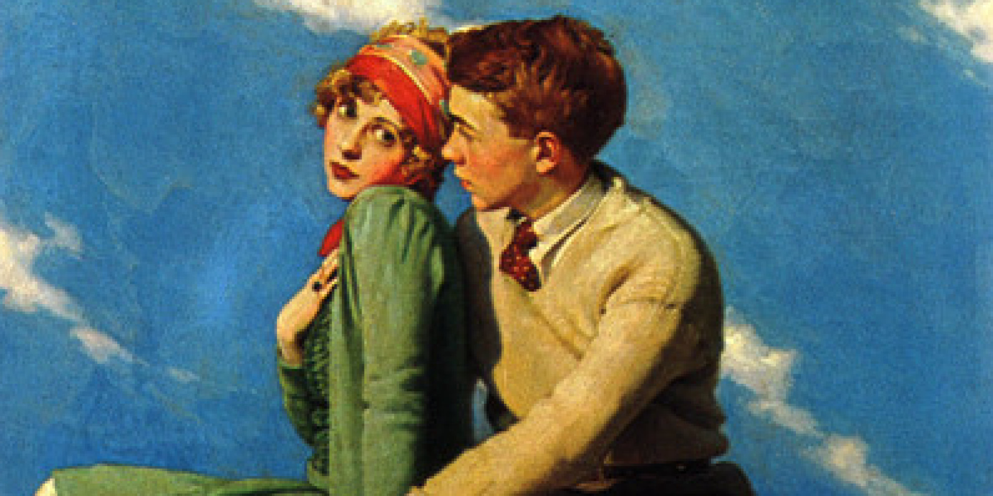 a short biography of norman rockwell Norman rockwell painted small-town american scenes for the saturday  evening post, and later created covers for look magazine learn more at.
