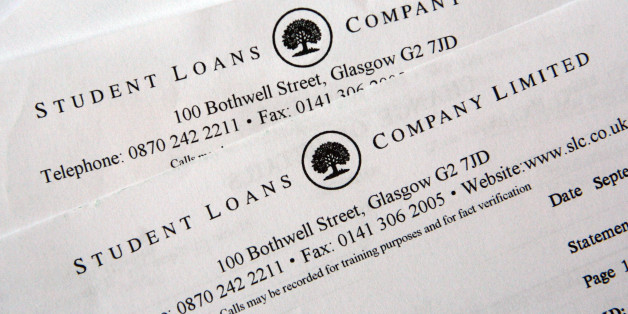 Statements from Student Loans Company Limited.