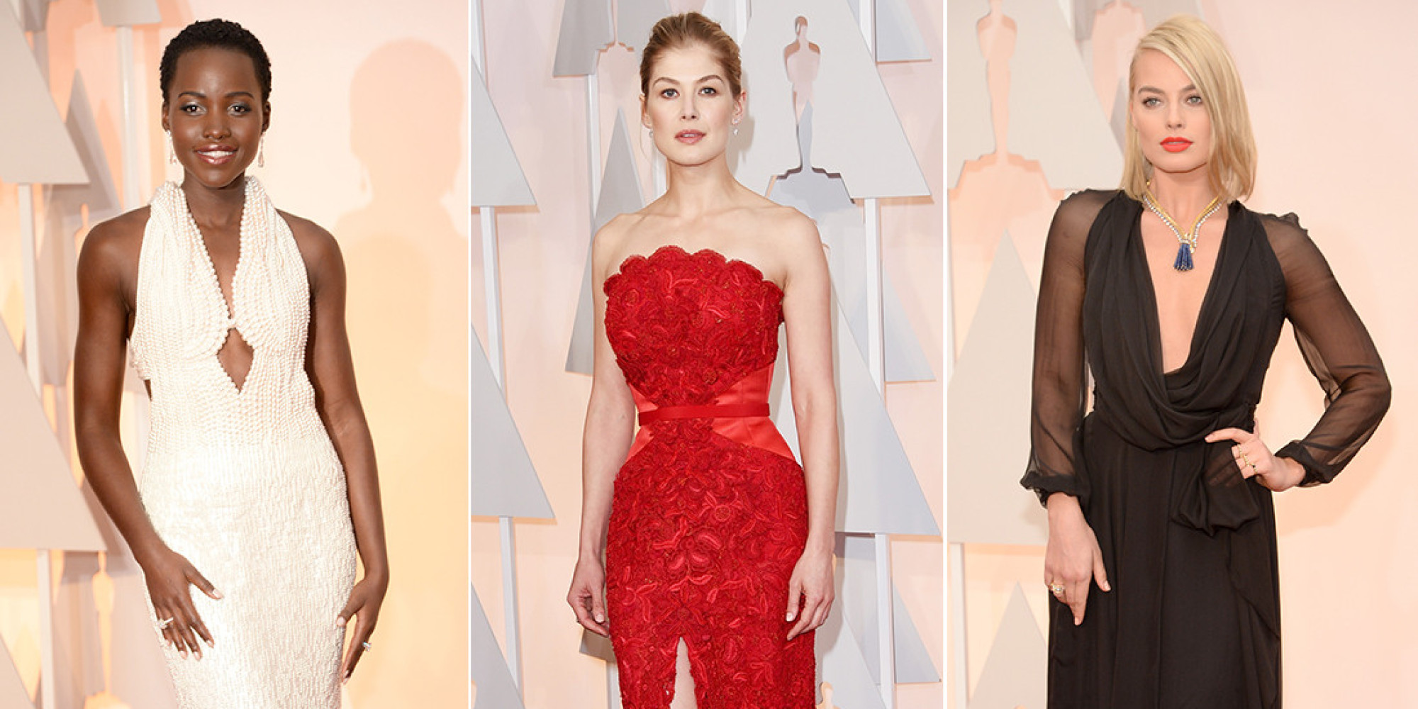 Oscars 2015 red carpet see all the gorgeous gowns from the academy awards huffpost - Red carpet oscar dresses ...