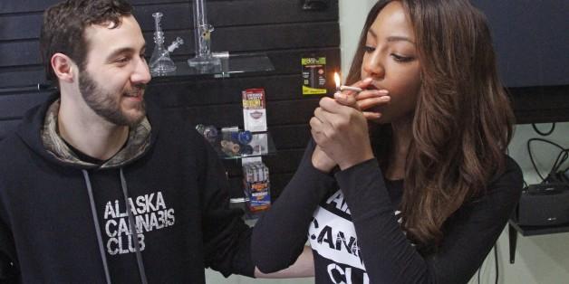 Marijuana Is Officially Legal In Alaska