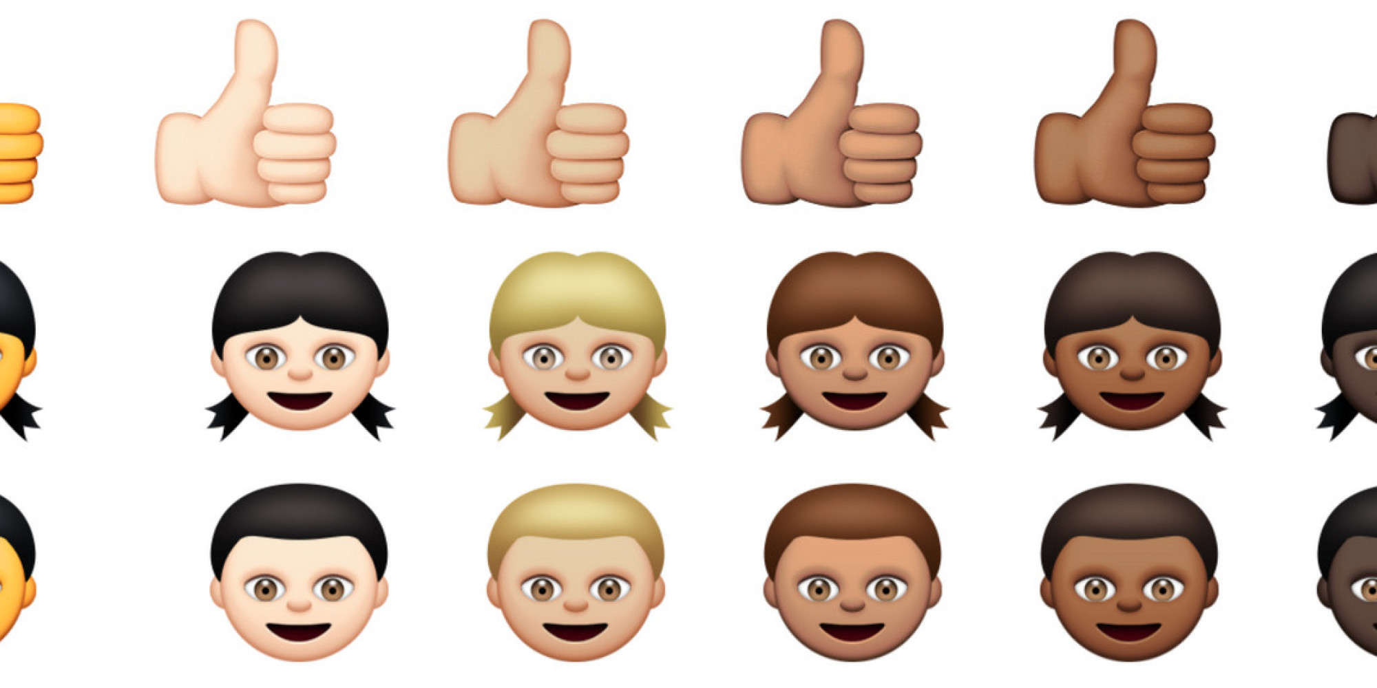 new emojis for iphone apple launches racially diverse emoji with new ios update 15745
