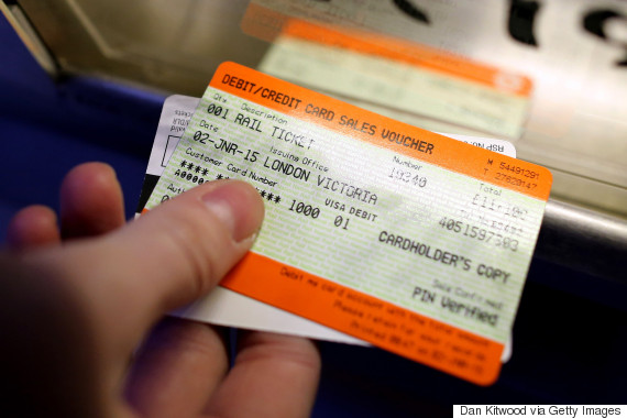 rail ticket uk