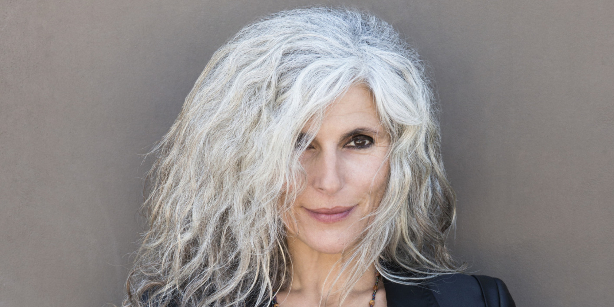 6 Reasons Gray Hair Is White Hot Again Huffpost