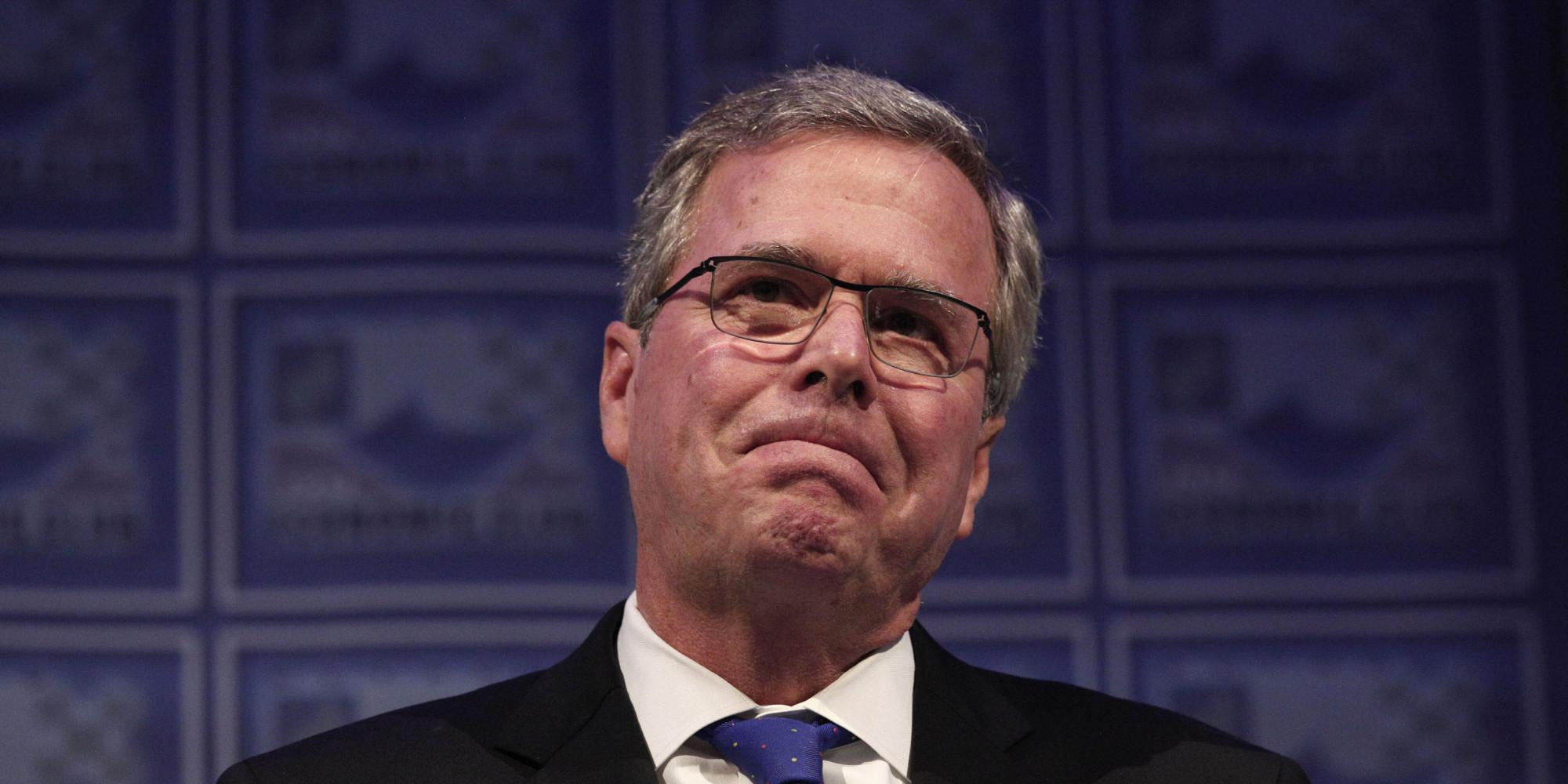 Jeb Bush Quotes Jeb Bush Falling Behind On Immigration  Huffpost