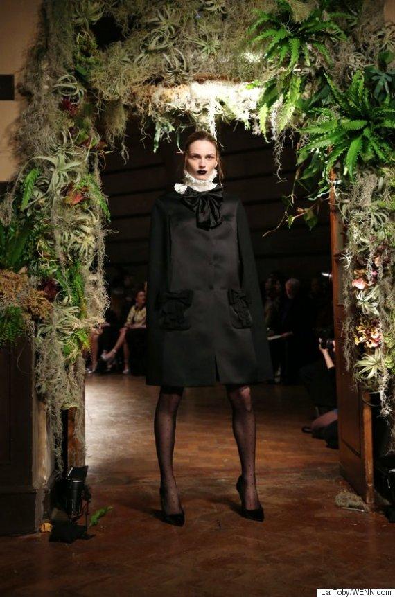 giles london fashion week