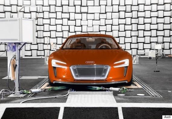audi etron hydrogen car