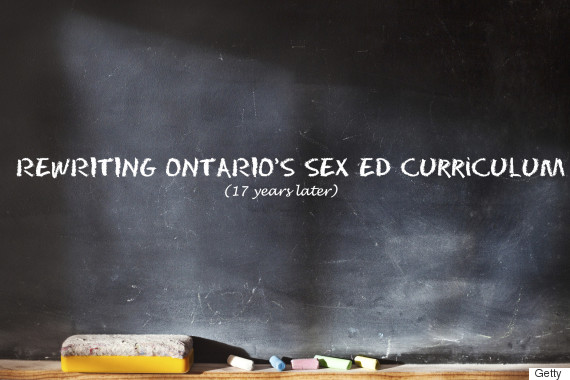 Sexual health curriculum
