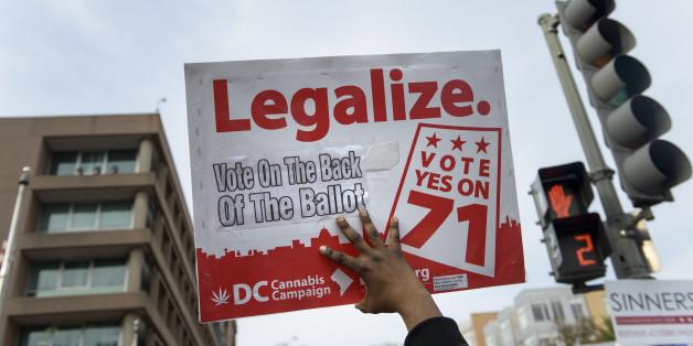 Fumer du cannabis devient légal à Washington