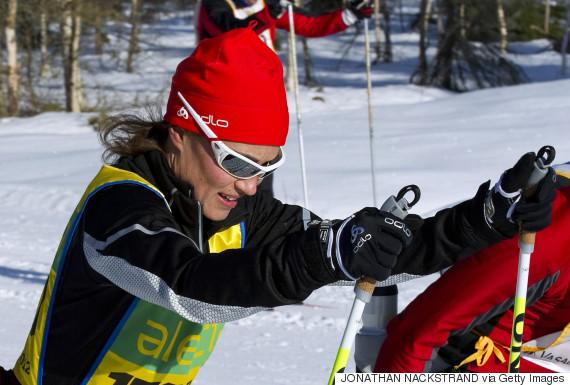 pippa middleton ski