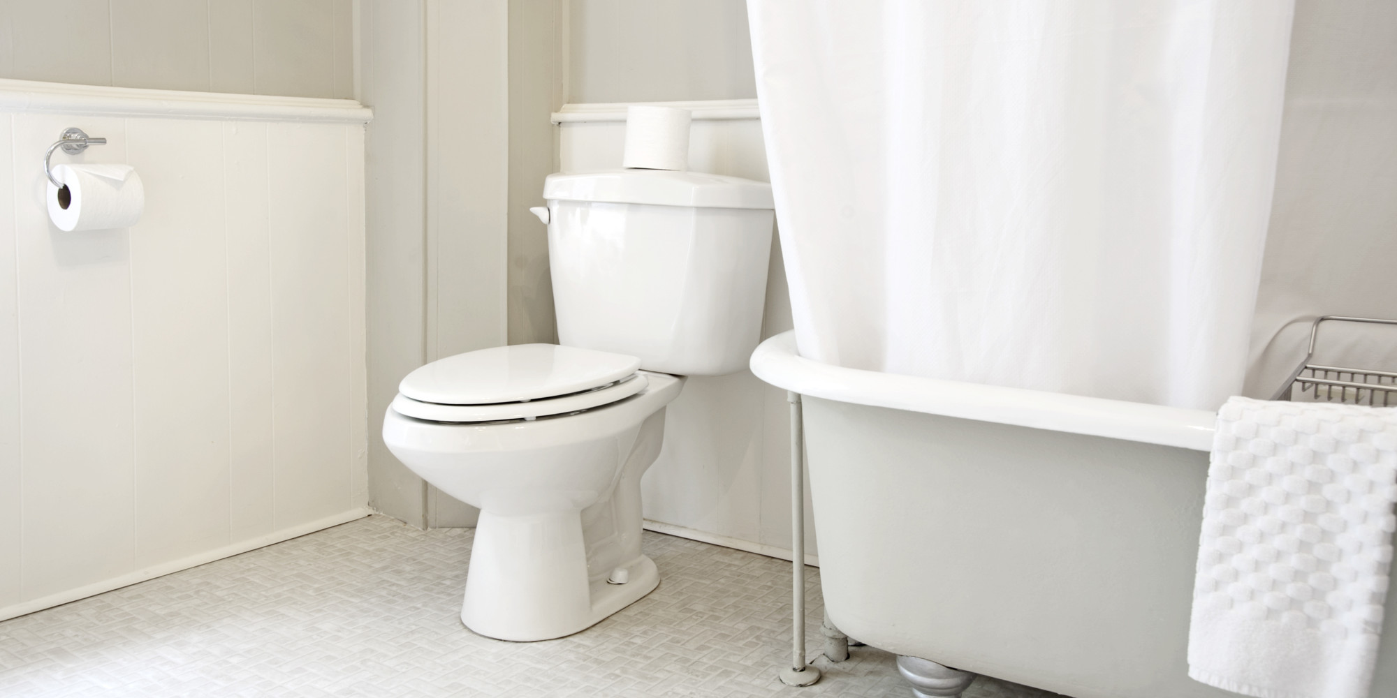 How To Unclog A Toilet Without A Plunger | HuffPost
