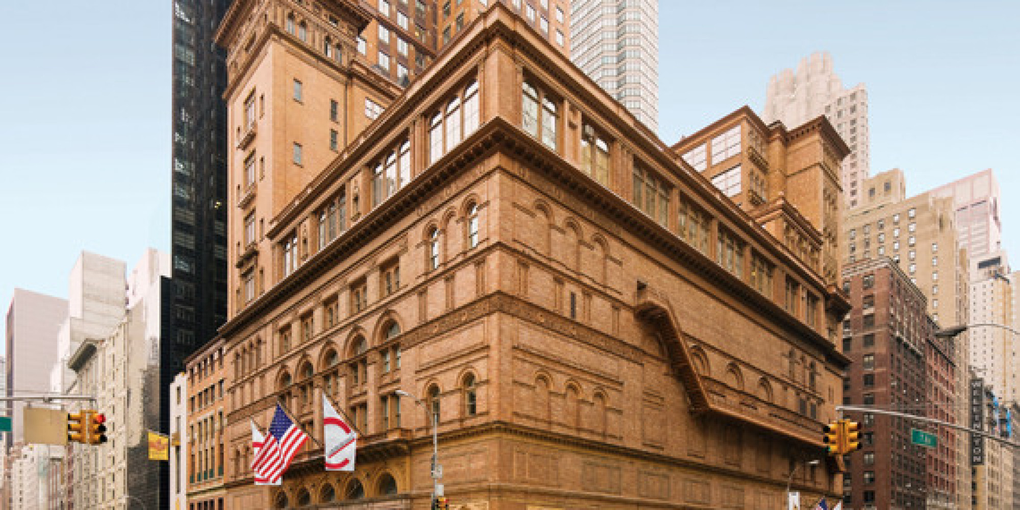 Carnegie Hall Wants To Host Your Iconic New York City Wedding | HuffPost