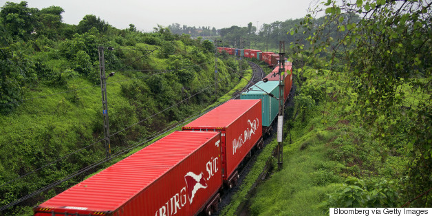 freight trains india