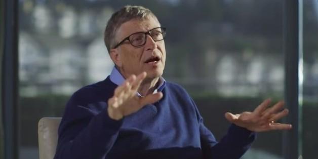 Bill Gates sieht große Veränderungen auf uns zukommen