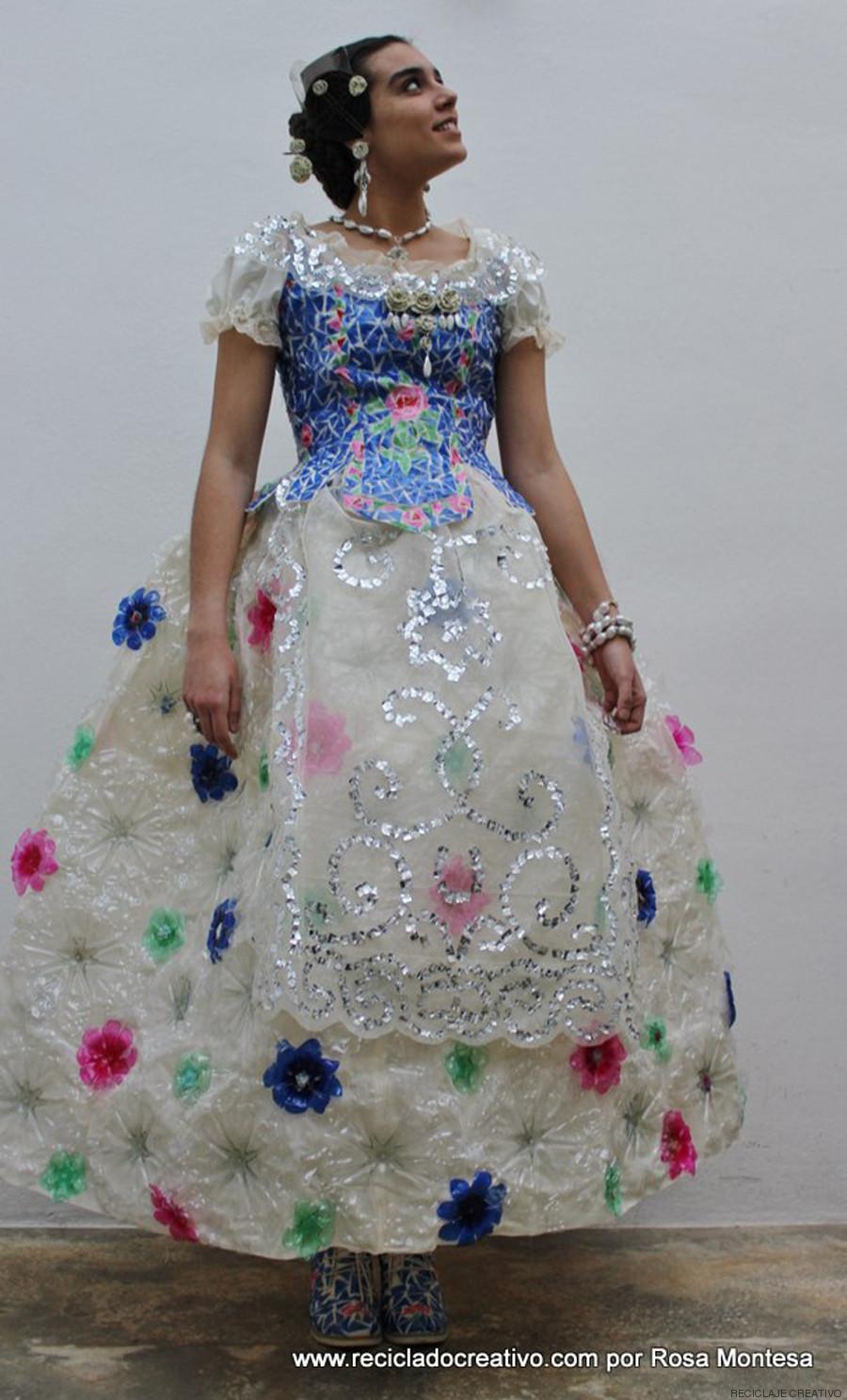 vestido fallera 2