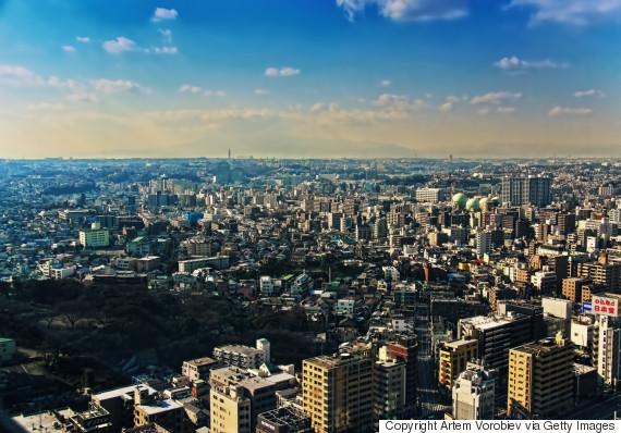 town japan