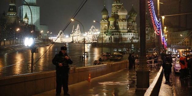 Mord an Nemzow: Alle Kreml Kameras waren ausgeschaltet