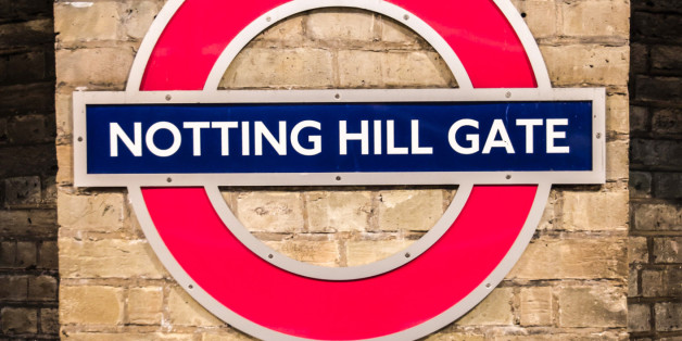 notting hill gate sign
