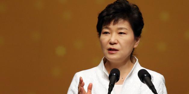 박근혜 대통령이 1일 오전 서울 종로구 세종문화회관에서 열린 제96주년 3.1절 기념식에서 기념사를 하고 있다.