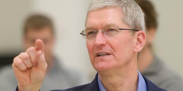 Apple-Chef: Mit Schnüffelei im Netz fängt man keine Terroristen