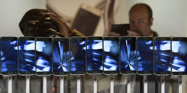 Mit dem Galaxy S6 will Samsung das Ruder herumreißen