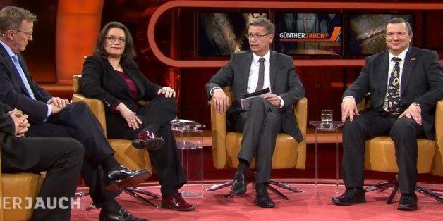 Günther Jauch verfehlte das Thema Mindestlohn völlig