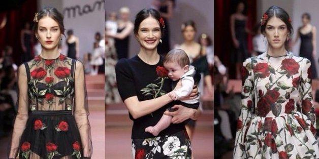 Dolce & Gabbana réinvente la mamma italienne