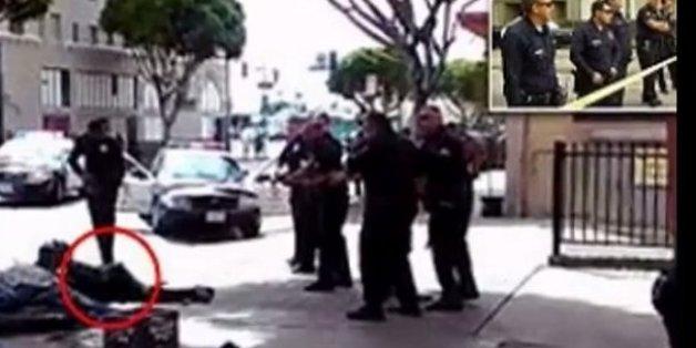 Los Angeles: Polizei erschießt Obdachlosen