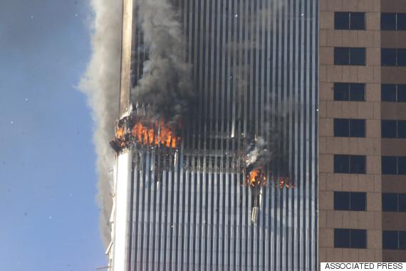 911 twin towers plane
