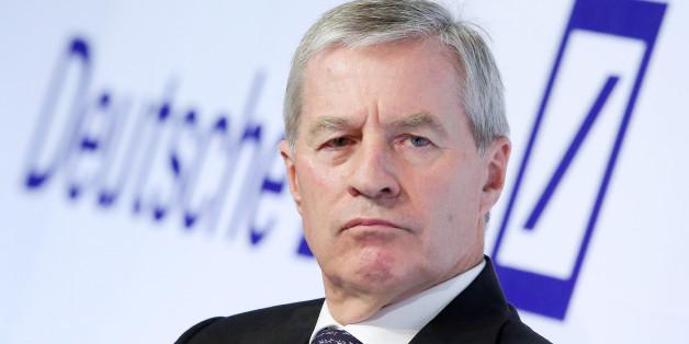 Deutsche Bank: Anklage gegen Co-Chef Jürgen Fitschen zugelassen