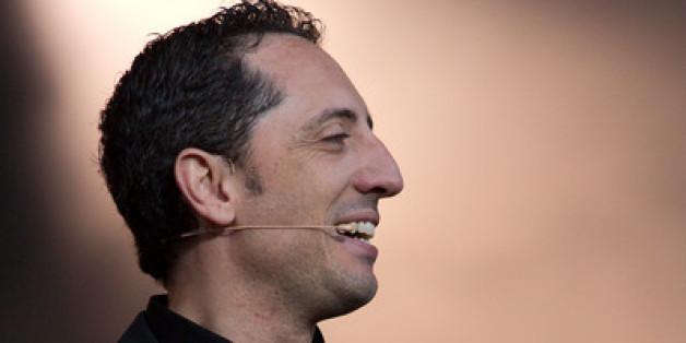 Un comédien français tacle Gad El Maleh