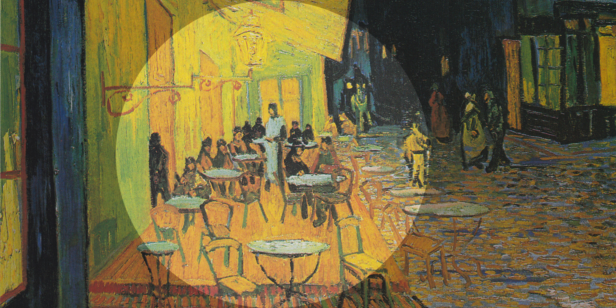 Vincent van gogh may have hidden 39 the last supper 39 within for Best painting images