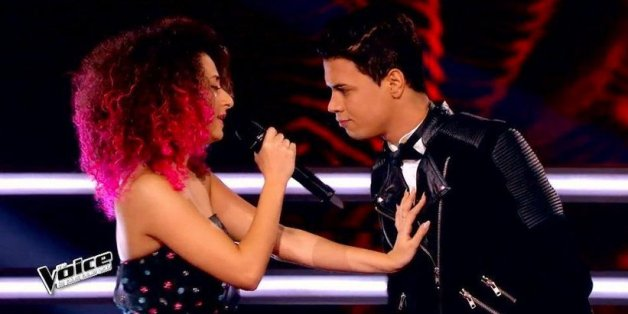 Yann'sine et Dalia: Battle maroco-algérienne à The Voice France