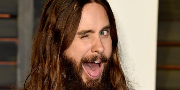 So sieht Jared Leto nicht mehr aus.
