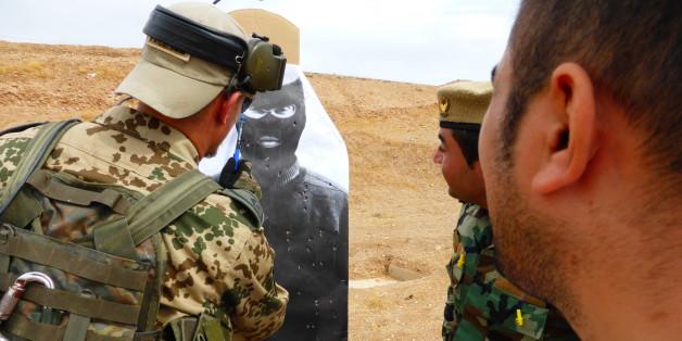 Irak: Bundeswehr warnt vor Anschlägen auf Soldaten