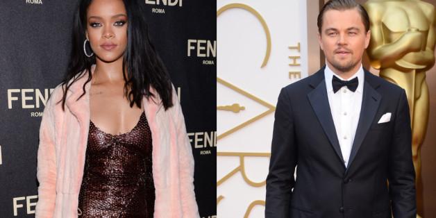 Leonardo DiCaprio und Rihanna: Sind sie wirklich ein Paar?