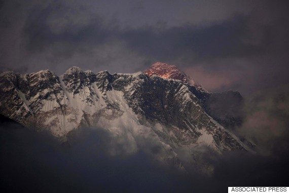 Human Poo Left On Mount Everest Is Causing Pollution