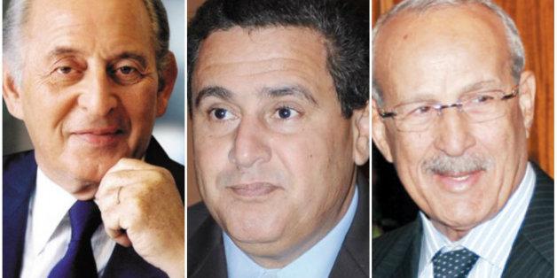 Benjelloun, Akhannouch et Chaabi parmi les hommes les plus riches de la planète d'après Forbes