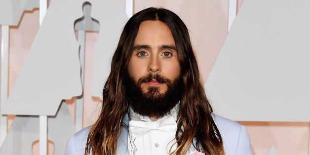Jared Leto ne ressemble plus du tout à Jésus