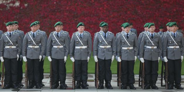 Bedingt Abwehrbereit: Die Bundeswehr