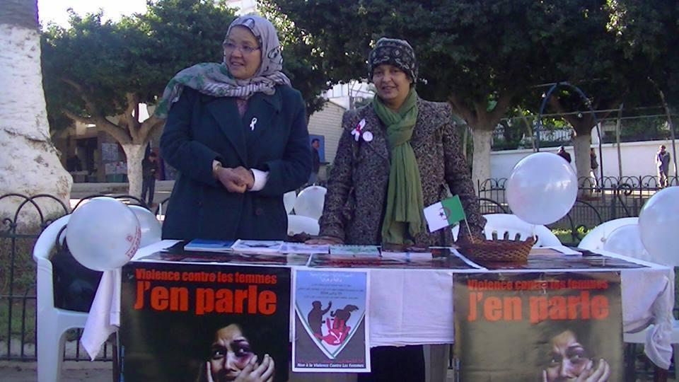 femmes algérie violences