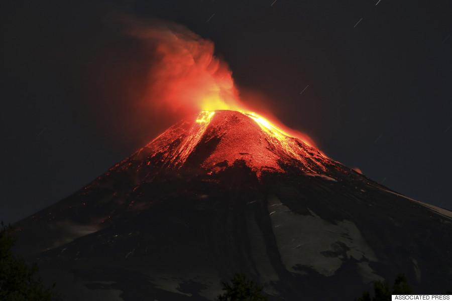 chile volcano