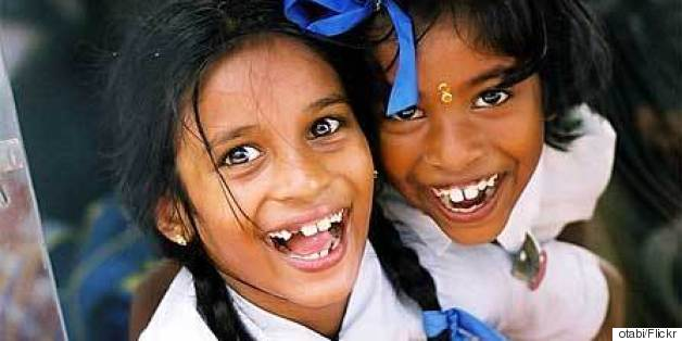 sri lanka smile