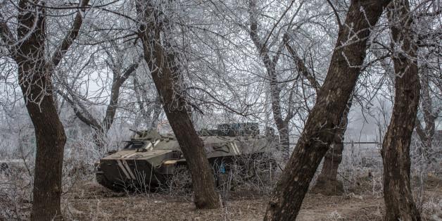 Ostukraine: Gasexplosion in einer Kohlegrube. Schicksal von 47 Menschen unklar