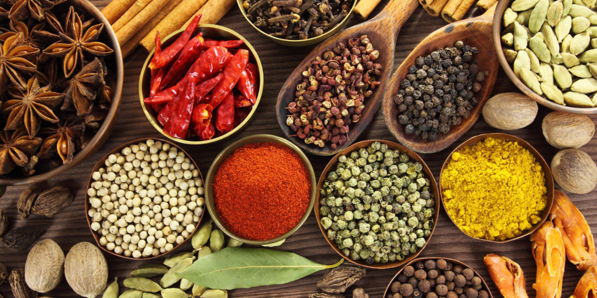 Image result for multicultural foods and spices